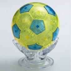 3D Crystal Puzzle Футбольный мяч 9054A (120/60)