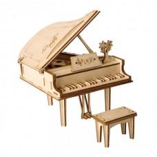 Деревянный конструктор Фортепиано TG402