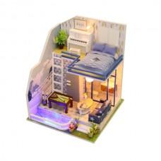 MiniHouse Неоновый лофт M042