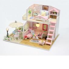 MiniHouse Розовая мечта M033